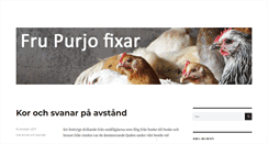 Preview of frupurjofixar.se